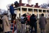 NBC's 'Today Show' filming at Mount Vernon