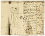 Letter: West Ford to Bushrod Washington, Blakeley, 29 August 1829